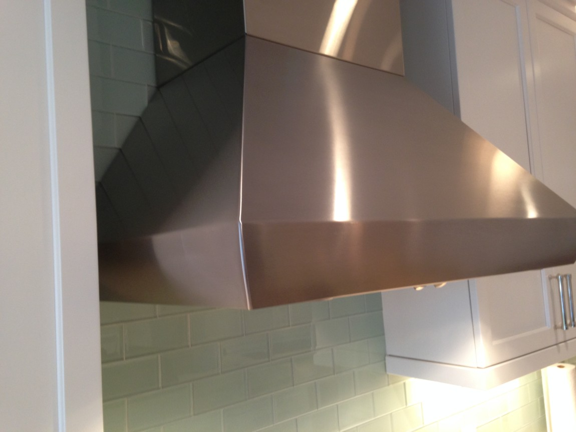 Commercial Stainless Steel and Brushed Metal Restoration